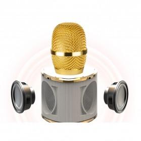 WK Microphone Speaker Karaoke - WT-K25 - Black - 6