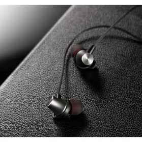 WK Earphone Bluetooth Magnetic with Microphone - BD500 - Black - 3