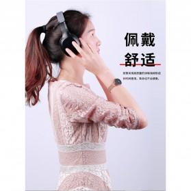 WK Wireless Bluetooth Headphone Headset - M2 - Black - 4