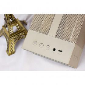 WK Bluetooth Speaker Portable + Night Lamp LED - ST500 - Green - 4
