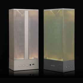 WK Bluetooth Speaker Portable + Night Lamp LED - ST500 - Green - 5