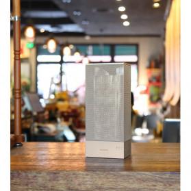 WK Bluetooth Speaker Portable + Night Lamp LED - ST500 - Green - 6