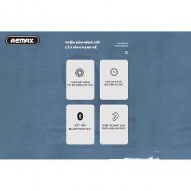 WK Earphone Bluetooth Sport - V22 - Black - 3
