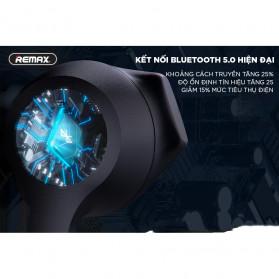 WK Earphone Bluetooth Sport - V22 - Black - 4