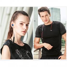 IPIPOO Earphone Bluetooth dengan Microphone - IL93BL - Black - 2