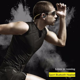 Awei Earphone Bluetooth Sport - A880 - Black - 4