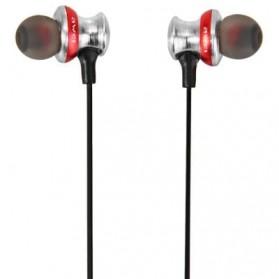 Awei Earphone Bluetooth Sport dengan Microphone - A980BL - Black - 4