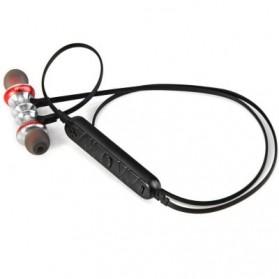 Awei Earphone Bluetooth Sport dengan Microphone - A980BL - Black - 6