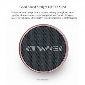 AWEI Mini Bluetooth Speaker - Y500 - Gray - 2