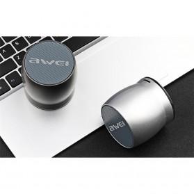 AWEI Mini Bluetooth Speaker - Y500 - Gray - 6