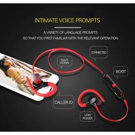 AWEI Earphone Bluetooth dengan Microphone - A620BL - Green - 3