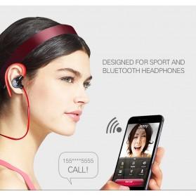 AWEI Earphone Bluetooth dengan Microphone - A620BL - Green - 4