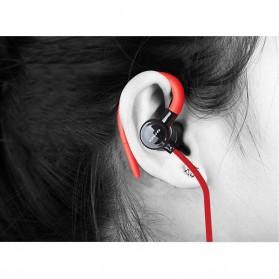 AWEI Earphone Bluetooth dengan Microphone - A620BL - Green - 6