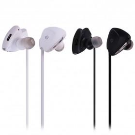 AWEI Bluetooth Earphone Headset dengan NFC - A840BL - Black - 3