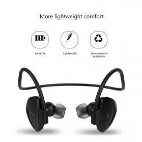 AWEI Bluetooth Earphone Headset dengan NFC - A840BL - Black - 6