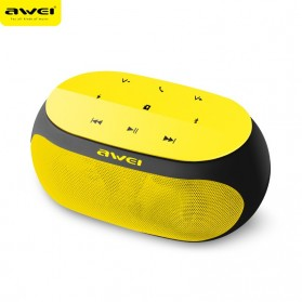 AWEI Portable Bluetooth Speaker - Y200 - Yellow