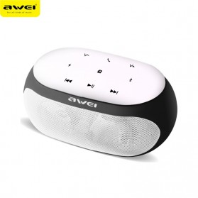 AWEI Portable Bluetooth Speaker - Y200 - White