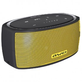 AWEI Portable Bluetooth Speaker dengan NFC - Y210 - Black - 2