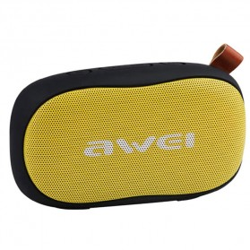Awei Portable Bluetooth Speaker 3D Stereo - Y900 - Black/Yellow