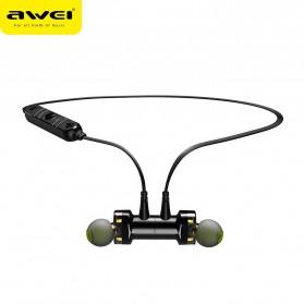 AWEI Sport Bluetooth Earphone 4 Driver - X660BL - Black - 4