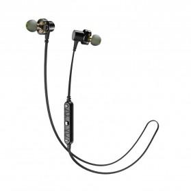 AWEI Sport Bluetooth Earphone 4 Driver - X660BL - Black - 5