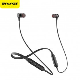 AWEI Bluetooth Earphone Headset - G10 - Black