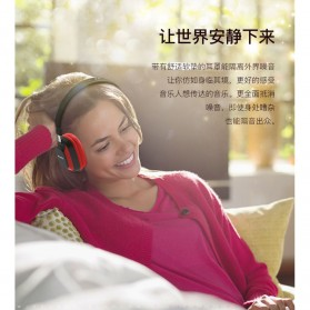 AWEI Bluetooth Wireless Headset Headphone v4.2 with Mic - A760BL - Black - 6