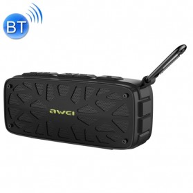 Awei Portable Bluetooth Speaker - Y330 - Black