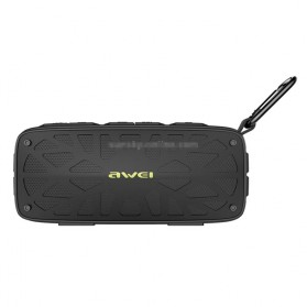 Awei Portable Bluetooth Speaker - Y330 - Black - 2