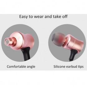 Awei Earphone Bluetooth Sport Magnetic dengan Microphone - A921BL - Black - 5