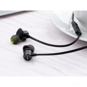 Awei Earphone Bluetooth Sport Neckband with Mic - WT10 - Black - 6