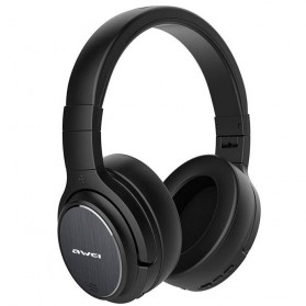 AWEI Bluetooth Wireless Headphone Foldable - A950BL-ANC - Black