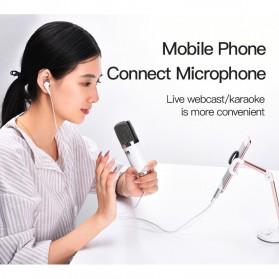 Vention Splitter Audio AUX 3.5mm 2 Port Earphone & Microphone - BDBW0 - White - 7