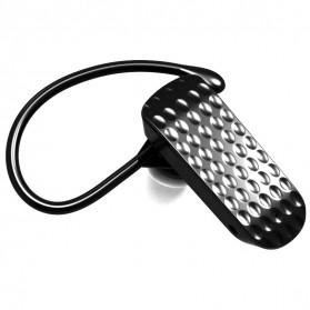 Mini Universal Wireless Bluetooth Earphone Single Channel for Smartphone - S95 - Black - 2