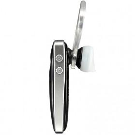 Ear Hook Mono Wireless Headset - S015 - Black - 3