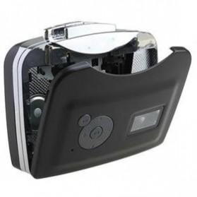 Kaset Tape USB MP3 Player - EC007C - Black - 2