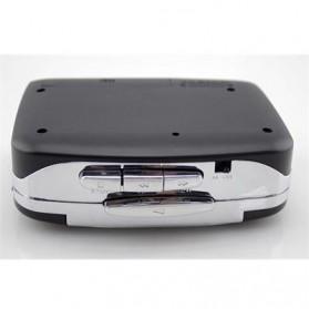Kaset Tape USB MP3 Player - EC007C - Black - 4