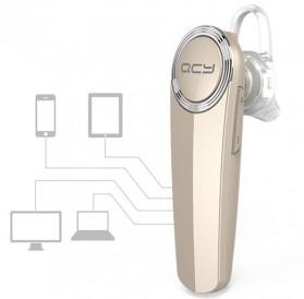 QCY Q8 Bluetooth Headset Handsfree - Golden - 7