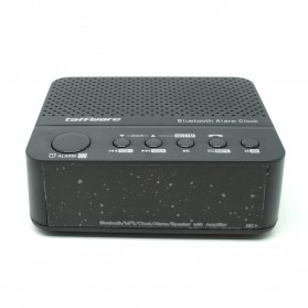 Taffware Jam Alarm Dengan Speaker Bluetooth - BC-01 - Black - 2