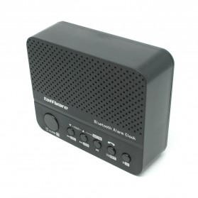 Taffware Jam Alarm Dengan Speaker Bluetooth - BC-01 - Black - 3