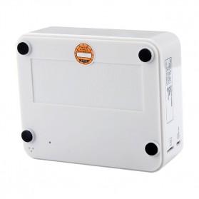 Taffware Jam Alarm Dengan Speaker Bluetooth - BC-01 - White - 5