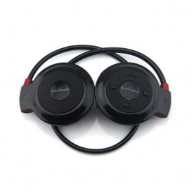 Sport Wireless Bluetooth Headphone dengan Mic - Mini503 - Black - 3