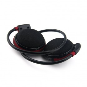 Sport Wireless Bluetooth Headphone dengan Mic - Mini503 - Black - 6