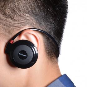 Sport Wireless Bluetooth Headphone dengan Mic - Mini503 - Red - 5