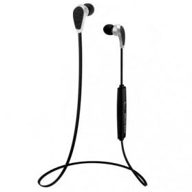 Bluedio N2 Earphone Bluetooth V4.1 dengan Mic - Black