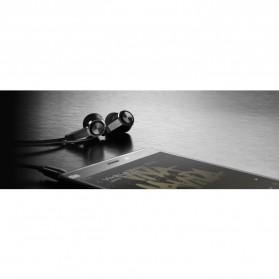 Xiaomi Mi Piston Huosai Earphone 3.0 Generation (Replika 1:1) - Titanium Silver - 4