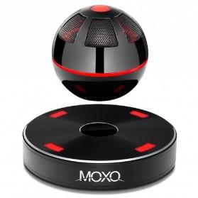 Moxo X1 Magic Magnetic Floating UFO Bluetooth Speaker - Black/Red