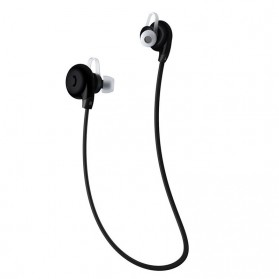 Sport Bluetooth Earphone with Microphone - BT- 108 - Black