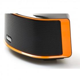 GS Bass Portable Bluetooth Speaker - GS809 - Black - 4