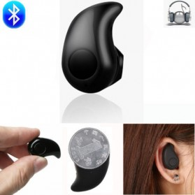 Micro Sport Bluetooth Earphone - S530 - Black - 2